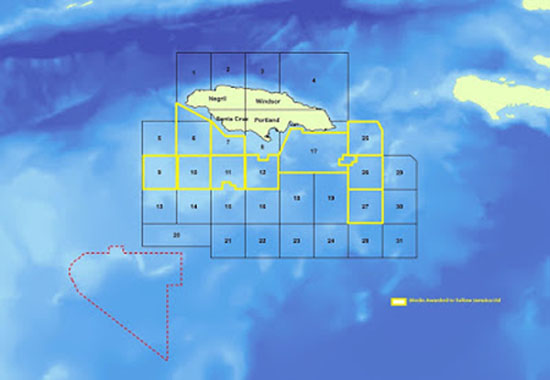 UK company to conduct 3-D surveys for exploration of gas and oil in Jamaica