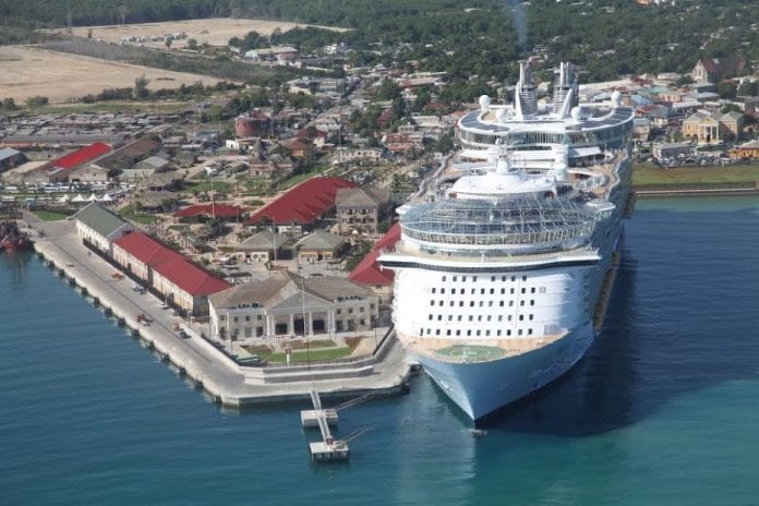 Port of Falmouth to become regional cruise destination