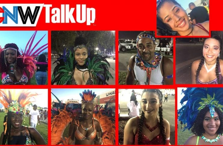 Talk Up: What made you decide to participate in Carnival 2017?