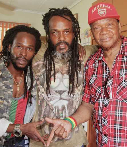 Five receive Peter Tosh Awards