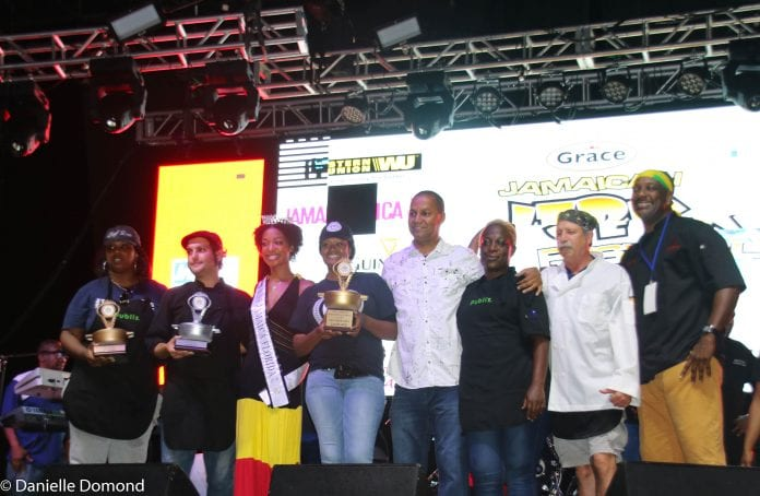 Sunrise Florida's sweet 16 Jerk Festival