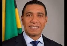 Jamaican PM pleased with energy sector