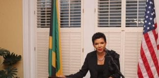 Jamaican Ambassador to the US, Audrey Marks, launches Jamaica Roots Competition