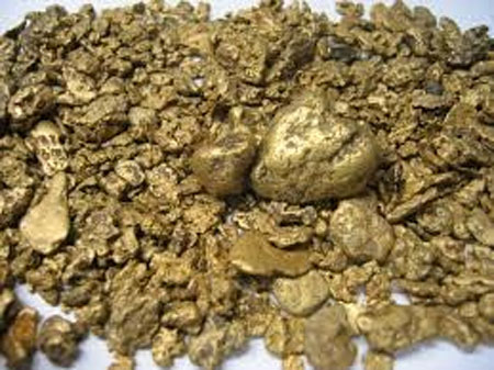 couple charged with attempting to export raw Guyanese gold