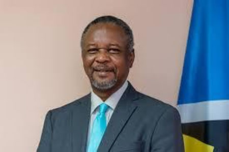 St. Lucia's National Security Minister receives death threat
