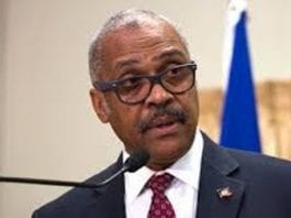 Haiti's Prime Minister warns persons posing as soldiers warns persons posing as soldiers