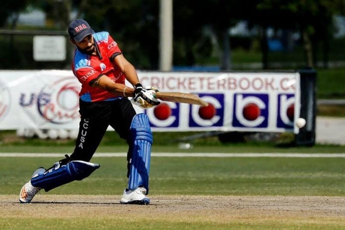 Cavalier performance gives Somerset victory in US Open cricket