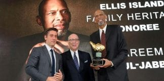 Kareem Abdul-Jabbar goes back to his roots