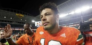Miami Hurricanes ranked No. 2 nationally after big win over Notre Dame
