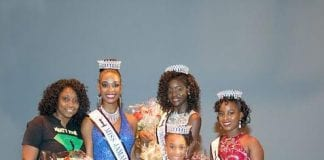 Miss Jamaica Florida queens crowned
