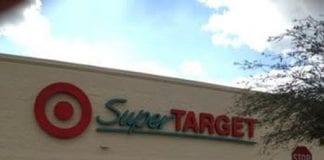 Target closing store in Lauderhill, Florida