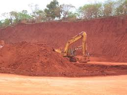 Jamaican land titles bauxite aluminum