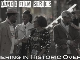 Black Film Lounge Series