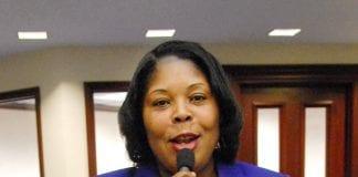 Senator Daphne Campbell's bill
