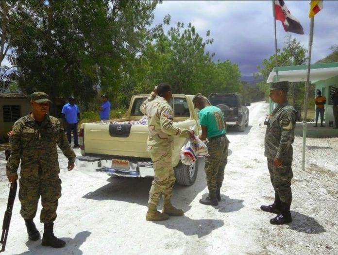 Haiti border