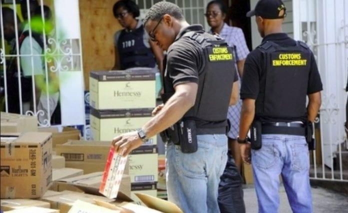 smuggling cocaine