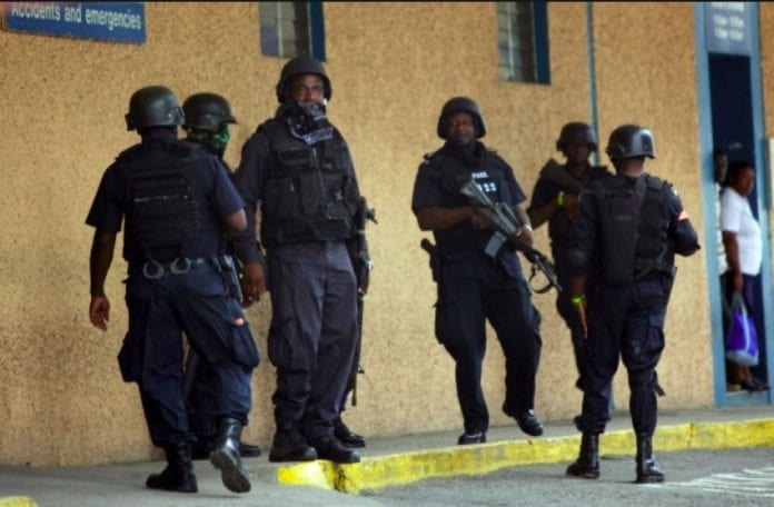 Jamaica state of emergency