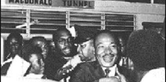 MLK's Jamaican Connection