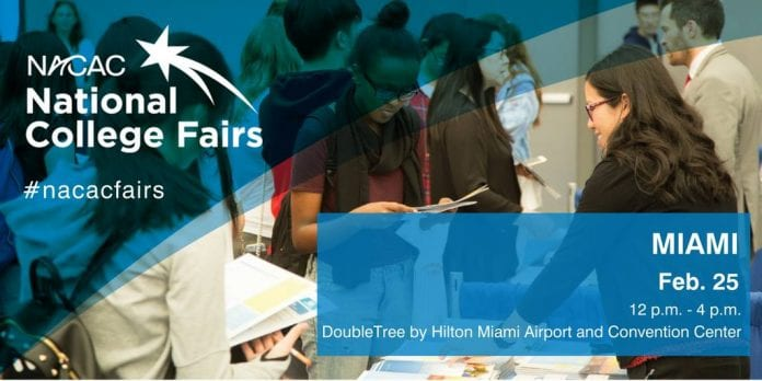 Miami National College Fair