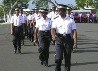 St. Lucia security measures