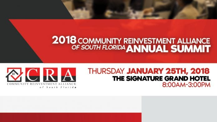Community Reinvestment Summit