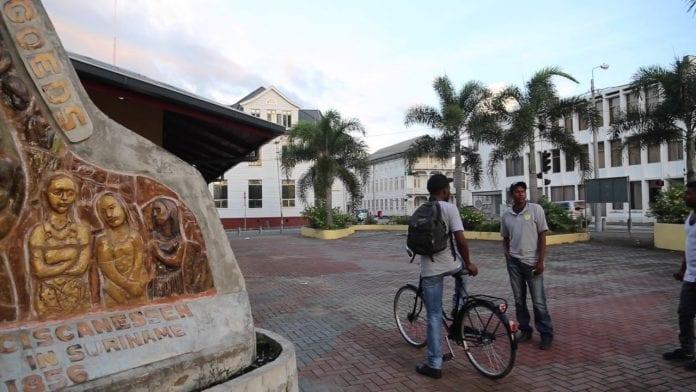 Surinam Haitians
