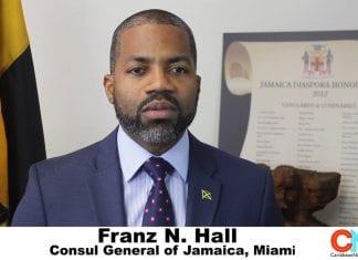 Franz N. Hall