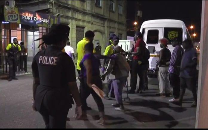 Trinidad Carnival crime