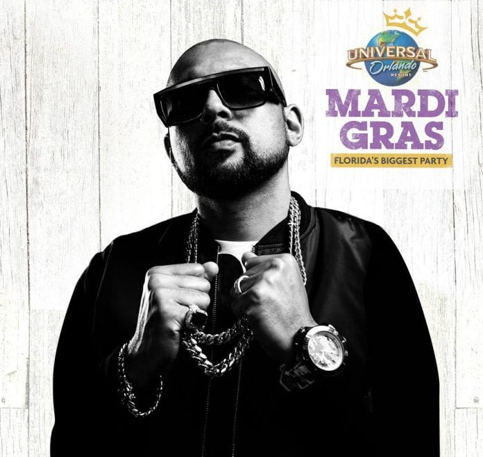 Sean Paul Mardi Gras
