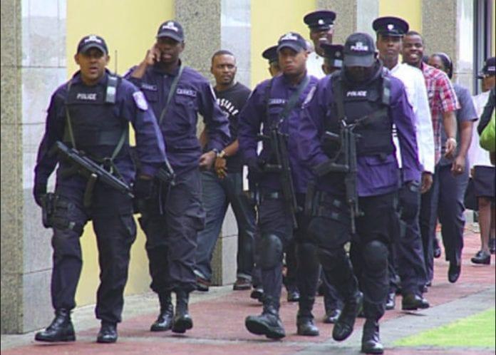 Trinidad terrorism plot