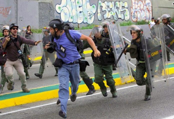 democracy in Venezuela