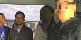 Guyanese deported