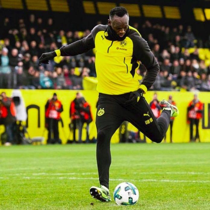 Bolt soccer