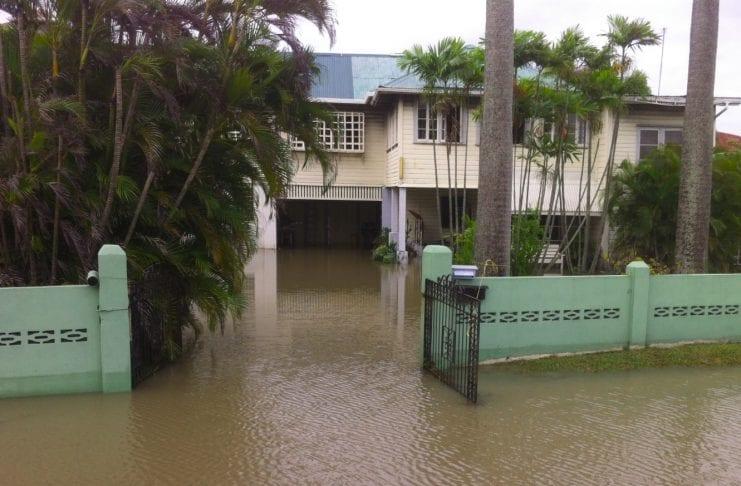 Guyana floods