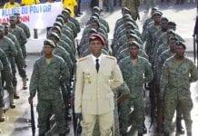 Haiti high command