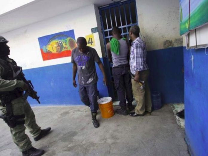 Detainee released