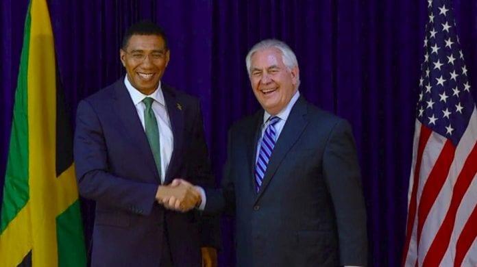 Jamaica US relations