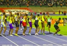 Champs track
