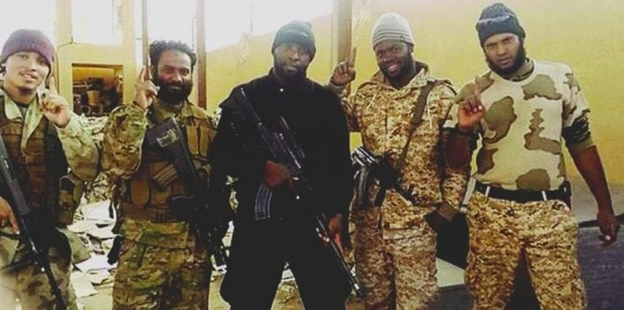 ISIS members iin T&T