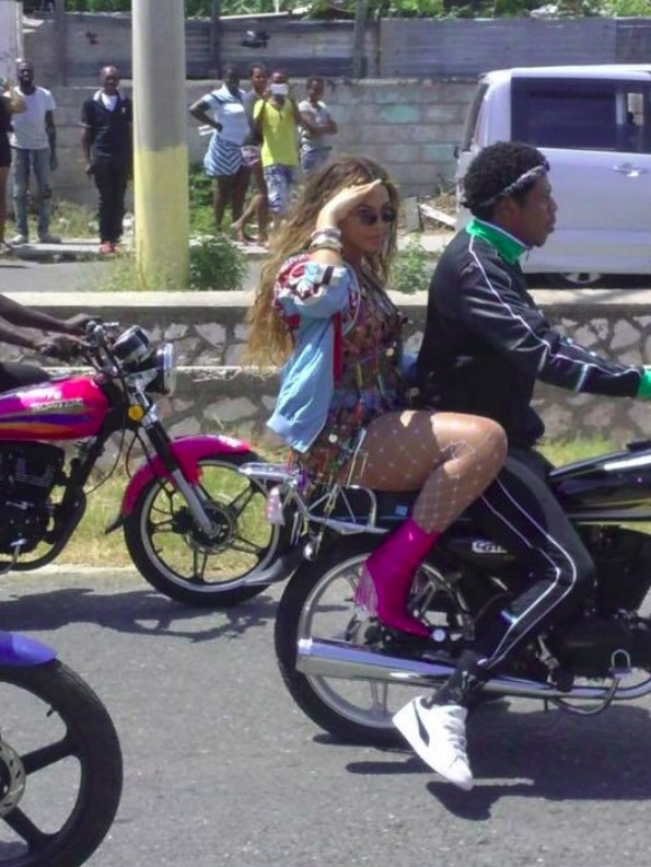 Jay-Z Beyonce filming