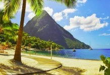 St. Lucia tax haven