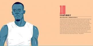 Usain Bolt ESPN