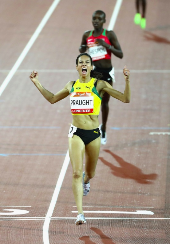 Jamaica at Commonwealth Games