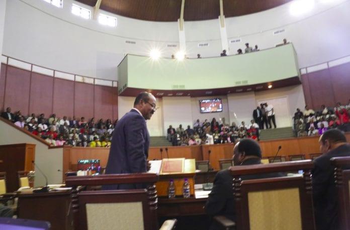 Antigua Barbuda parliament