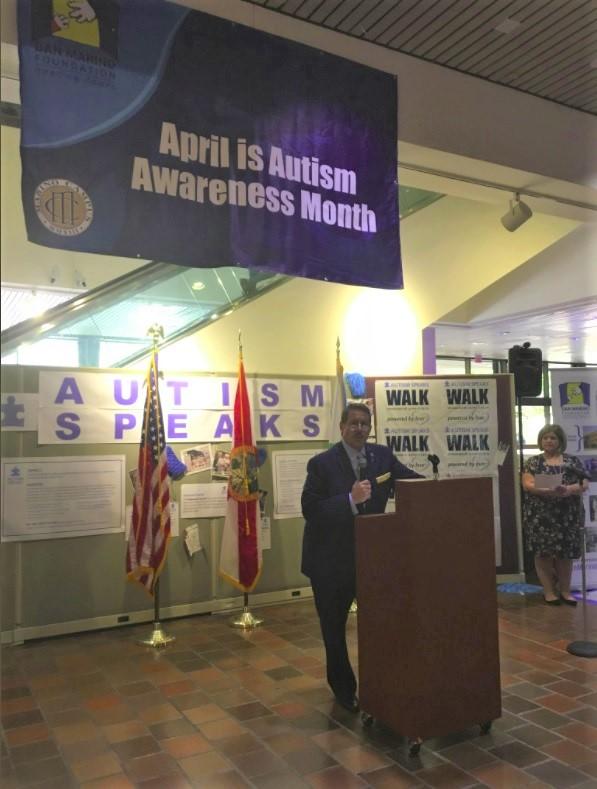 Autism awareness Miami