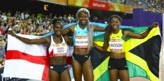 Commonwealth Games relays