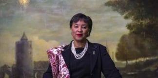 Commonwealth Secretary General Dame Patricia Scotland