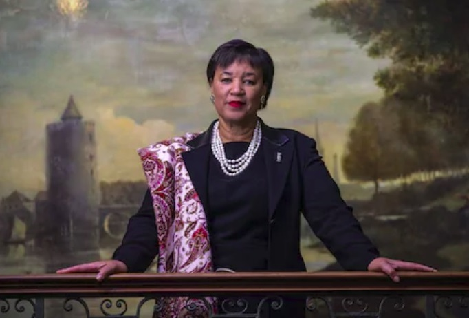 Commonwealth Secretary General Dame Patricia Scotland