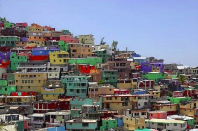 Haiti 20 earthquakes
