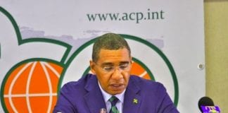 Holness at ACP